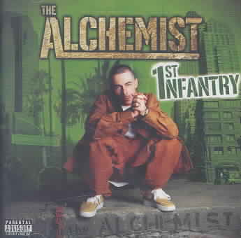 1ST INFANTRY BY ALCHEMIST (CD)